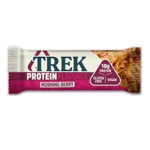 Trek Protein Gluten Free Morning Berry Flapjack 50g