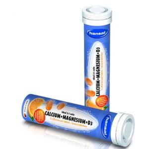 Hansal Calcium +Magnesium +D3 15s