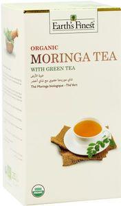 Earth's Finest Organic Moringa Tea Bags Original 25s