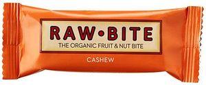 Rawbite Organic Bar Cashew 50g