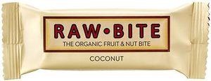 Rawbite Organic Bar Coconut 50g