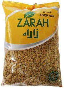 Zarah Toor Dal Organic 500g