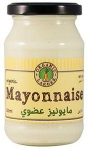 Organic Larder Mayonnaise 250ml