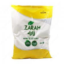 Zarah Sugar White Organic 1kg