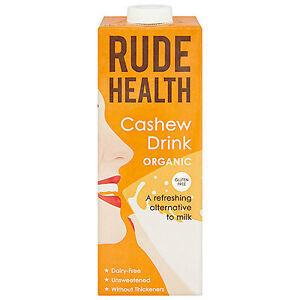 Rude Health Cashew Drink Organic 1L