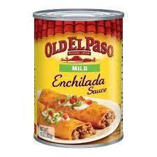 Old El Paso Enchilada Sauce Mild 283g