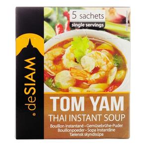 De Siam Tom Yam Instant Sauce Spicy 50g