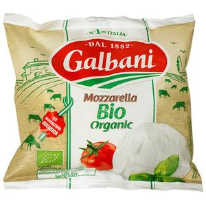 Galbani Mozzarella Cheese Organic 125g