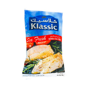 Klassic Fish Fillet Natural 1kg