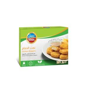 Nabil Chicken Nuggets Tempura 400g