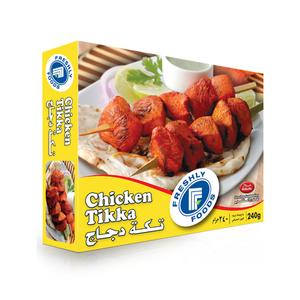 Fff Chicken Tikka 240g