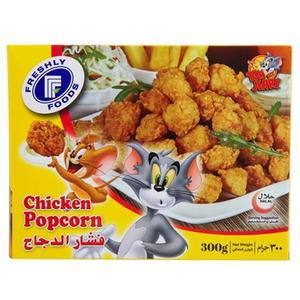 Fff Chicken Popcorn 300g