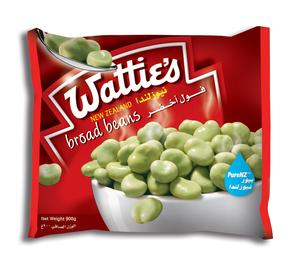 Wattie's Broad Beans Plain 900g