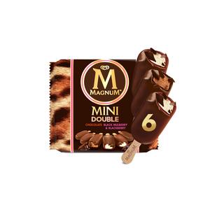 Magnum Ice Cream Mini Dark Chocolate Raspberry 360ml