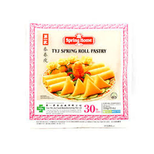 Spring Home Tyj Spring Roll Pastry 10 Normal 30s