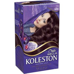 Wella Hair Color Violet 1pack