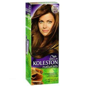 Wella Hair Color 6/7 Chocolate Brown 110ml