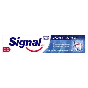 Signal Cavity Fight Tooth paste 4x120ml