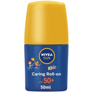 Nivea Sun Kids Caring Roll-On UVA & UVB Protection SPF 50+ 50ml