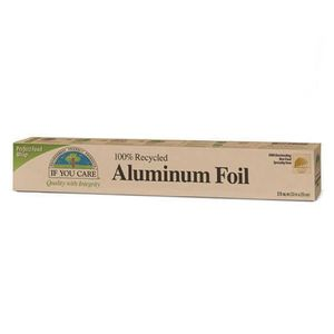 If You Care 100% Recycled Aluminum Foil 31.5 sq ft