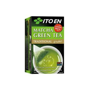Itoen Tea Bags Matcha Green Traditional 30g