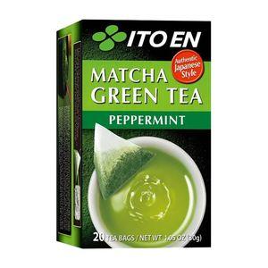 Itoen Tea Bags Matcha Green Peppermint 20s