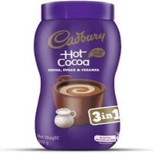 Cadbury 3 In 1 Hot Chocolate 300g