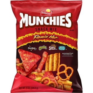 Munchies Snack Mix Flamin Hot 262.2g