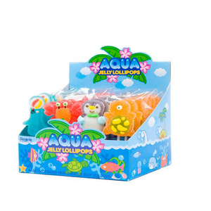Decoria Jelly Aqua Lollipop 23g