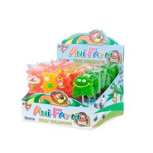 Decoria Jelly Ani Farm Lollipop 23g