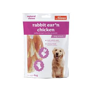 Les Filous Rabbit Ear N Chicken 80g