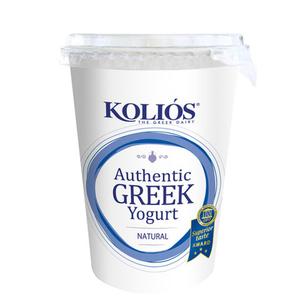 Kolios Greek Yoghurt 10 Percent Fat 500g