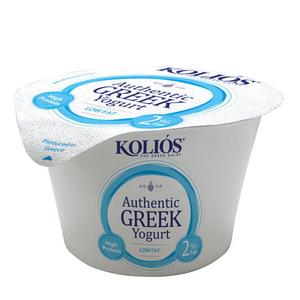 Kolios Greek Yoghurt 2 Percent Fat 150g