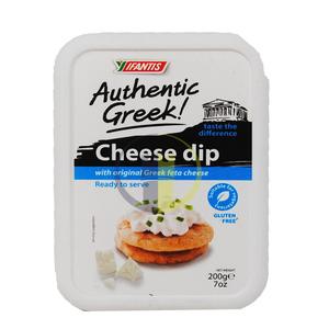 Ifantis Authentc Greek Cheese Dip 200g