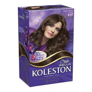 Wella Hair Color Brilliant Brown 5/37 Pcs 5/37pcs