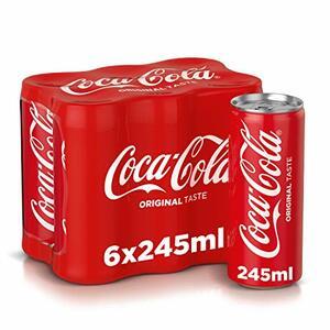 Coca-Cola 6x245ml