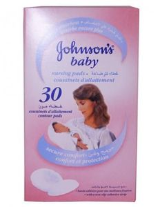 Johnson's Baby Nursing Pads 30s