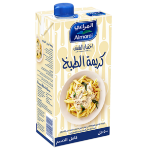 Almarai Cooking Cream 2x500ml