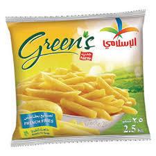 Al Islami French Fries Twin Pack 2x1kg