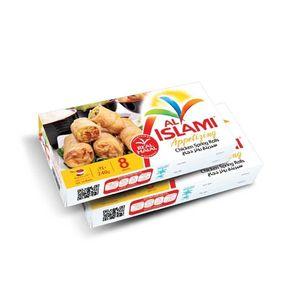 Al Islami Chicken Spring Rolls 2x240g