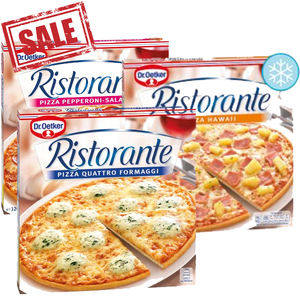 Dr Oetker Ristorante Pizza Assorted 3x320g