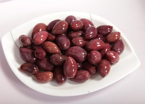 Kalamata Olives Egyptian 100g
