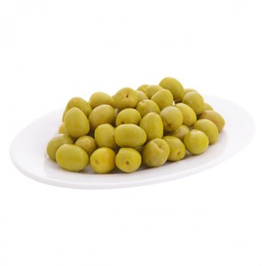 Spanish Green Olive Whole 100g