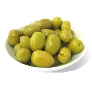 Green Olives Salkini Large 100g