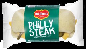 Sandwich Philly Cheese Steak 190g