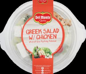 Chicken Greek Salad 300g