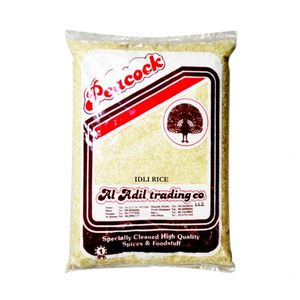 Peacock Idli Rice 5kg