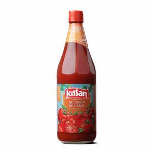 Kissan No Onion No Garlic Sauce 1kg