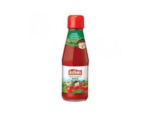 Kissan Tomato Chilly Ketchup 200g