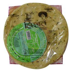 Lijjat Green Chilli Papad 200g